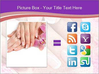 Closeup Manicur PowerPoint Template - Slide 21