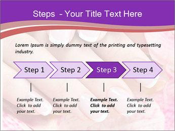 Closeup Manicur PowerPoint Template - Slide 4