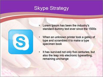 Closeup Manicur PowerPoint Template - Slide 8