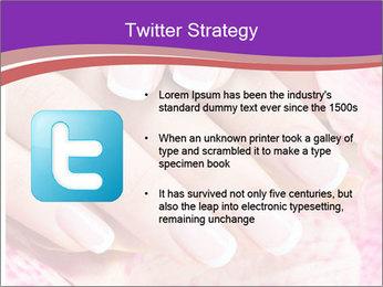 Closeup Manicur PowerPoint Template - Slide 9