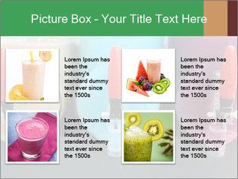 Juice Machine PowerPoint Templates - Slide 14