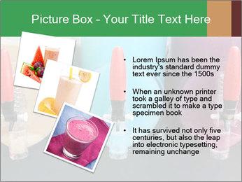 Juice Machine PowerPoint Templates - Slide 17