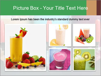Juice Machine PowerPoint Templates - Slide 19