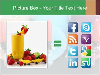Juice Machine PowerPoint Templates - Slide 21