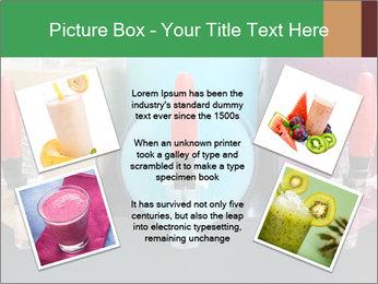 Juice Machine PowerPoint Templates - Slide 24