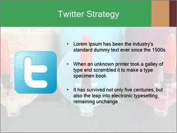 Juice Machine PowerPoint Templates - Slide 9