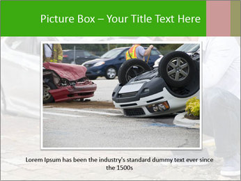 Crashed Auto PowerPoint Templates - Slide 16