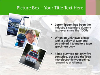 Crashed Auto PowerPoint Templates - Slide 17