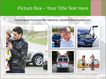 Crashed Auto PowerPoint Templates - Slide 19