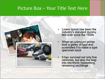 Crashed Auto PowerPoint Templates - Slide 20