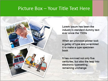 Crashed Auto PowerPoint Templates - Slide 23
