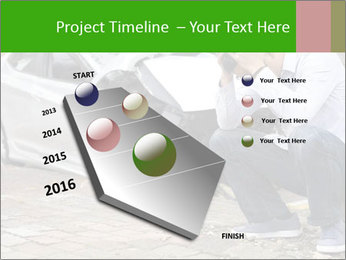 Crashed Auto PowerPoint Templates - Slide 26