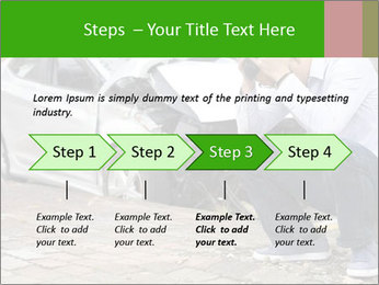 Crashed Auto PowerPoint Templates - Slide 4