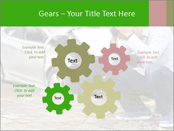 Crashed Auto PowerPoint Templates - Slide 47