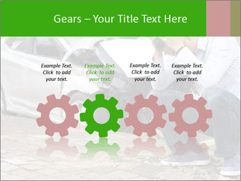 Crashed Auto PowerPoint Templates - Slide 48