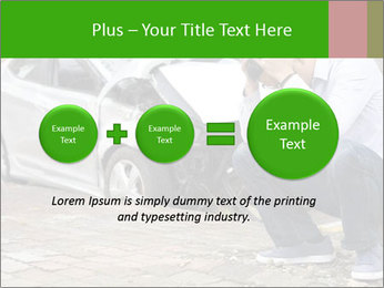 Crashed Auto PowerPoint Templates - Slide 75