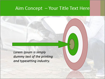 Crashed Auto PowerPoint Templates - Slide 83