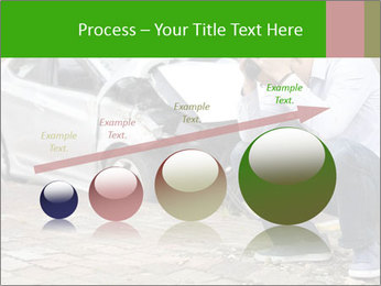 Crashed Auto PowerPoint Templates - Slide 87