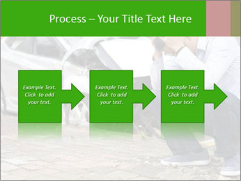 Crashed Auto PowerPoint Templates - Slide 88
