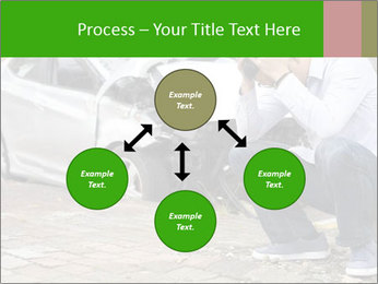 Crashed Auto PowerPoint Templates - Slide 91