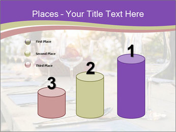 Huge Dinner Table Outside PowerPoint Template - Slide 65