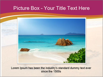 Honeymoon Beach PowerPoint Template - Slide 15