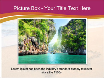 Honeymoon Beach PowerPoint Template - Slide 16