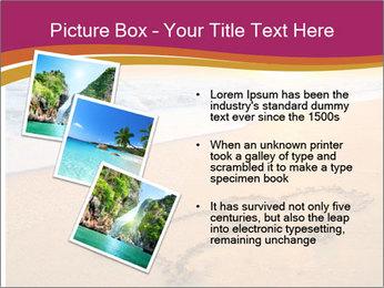 Honeymoon Beach PowerPoint Template - Slide 17