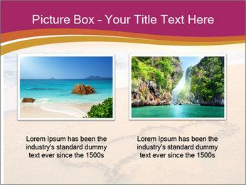 Honeymoon Beach PowerPoint Template - Slide 18