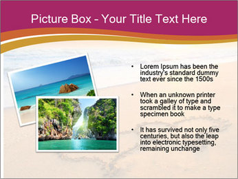 Honeymoon Beach PowerPoint Template - Slide 20