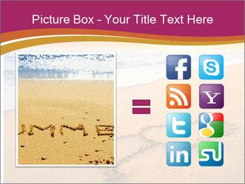 Honeymoon Beach PowerPoint Template - Slide 21