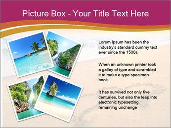 Honeymoon Beach PowerPoint Template - Slide 23