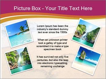 Honeymoon Beach PowerPoint Template - Slide 24