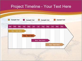 Honeymoon Beach PowerPoint Template - Slide 25