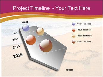 Honeymoon Beach PowerPoint Template - Slide 26