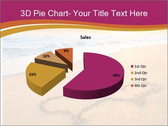 Honeymoon Beach PowerPoint Template - Slide 35