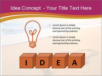Honeymoon Beach PowerPoint Template - Slide 80