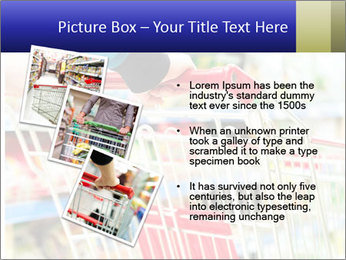 Shopping In Supermarket PowerPoint Template - Slide 17