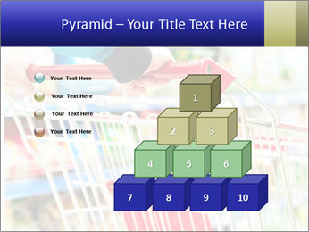 Shopping In Supermarket PowerPoint Templates - Slide 31