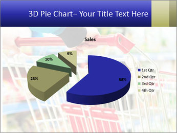 Shopping In Supermarket PowerPoint Templates - Slide 35