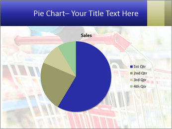 Shopping In Supermarket PowerPoint Templates - Slide 36