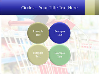 Shopping In Supermarket PowerPoint Template - Slide 38
