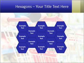 Shopping In Supermarket PowerPoint Template - Slide 44