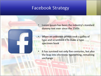 Shopping In Supermarket PowerPoint Templates - Slide 6