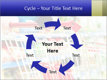 Shopping In Supermarket PowerPoint Templates - Slide 62