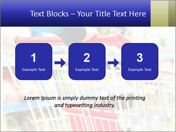 Shopping In Supermarket PowerPoint Templates - Slide 71