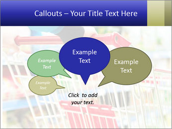 Shopping In Supermarket PowerPoint Templates - Slide 73