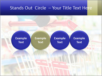 Shopping In Supermarket PowerPoint Template - Slide 76