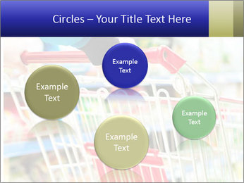 Shopping In Supermarket PowerPoint Templates - Slide 77