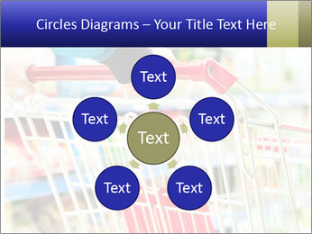 Shopping In Supermarket PowerPoint Templates - Slide 78